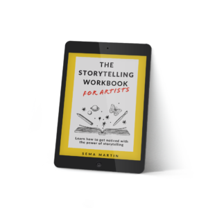 The Storytelling Workbook for Artists